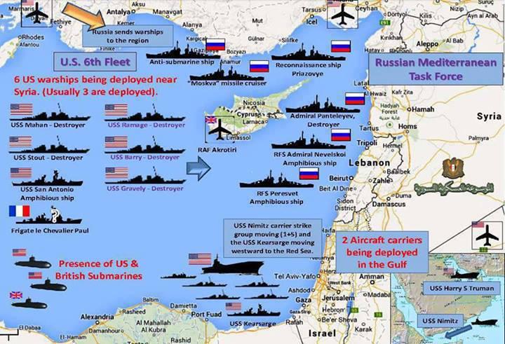 Resultado de imagen de mapas siria actual