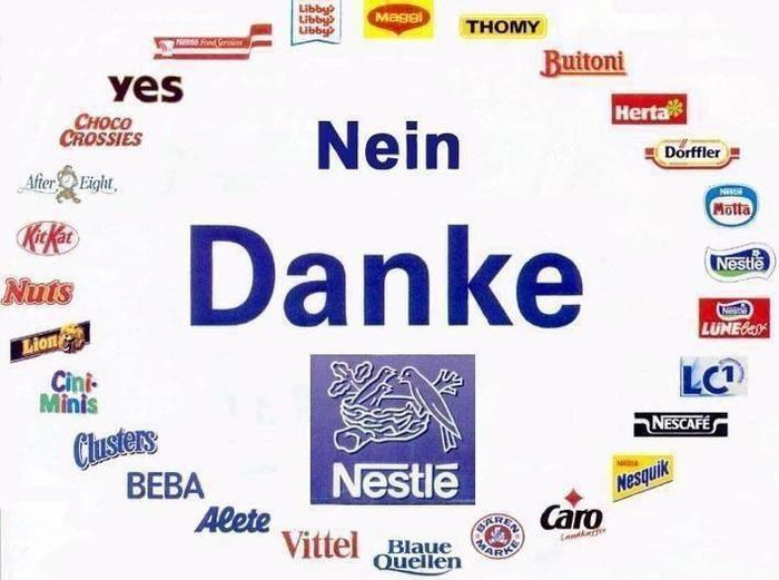 a general analysis of nestle